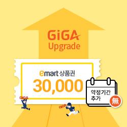 인터넷 GiGA 업그레이드