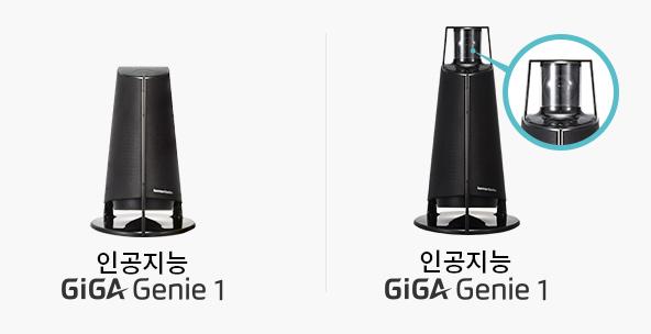 인공지능 GiGA Genie 1. 인공지능 GiGA Genie 1 (카메라 기능)