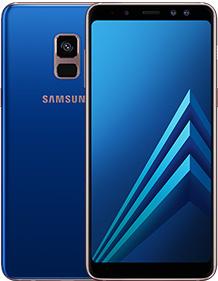 Galaxy A8 핸드폰 이미지