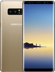 Galaxy Note8 핸드폰 이미지