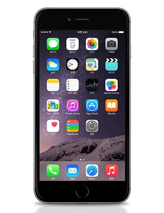 iPhone 6 Plus 이미지
