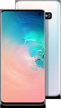 Galaxy S10 white