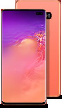 Galaxy S10+ pink