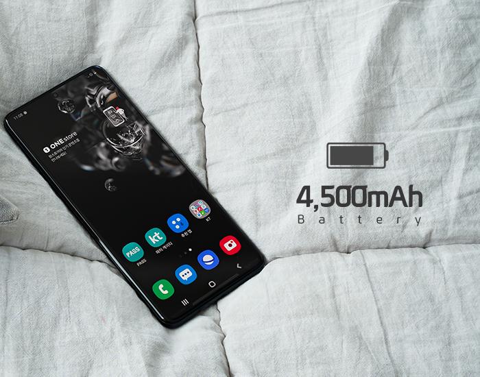 4500mAh Battery