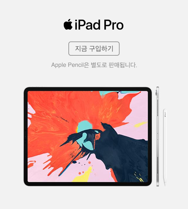 iPad Pro 구매하기