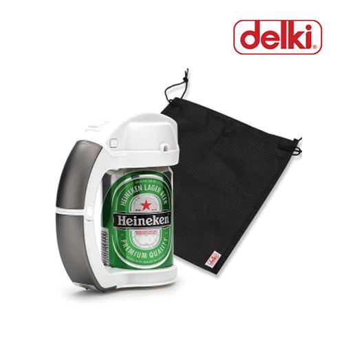 [델키] 신모델 크리미 맥주거품기 DKL-B1(파우치증정) 주방용품