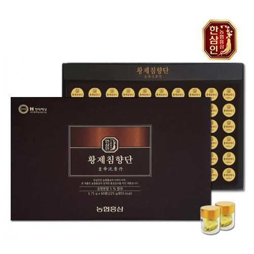 [한삼인] 농협홍삼 황제침향단 3.75g(60환)