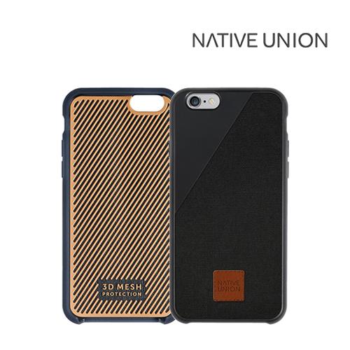 [Native Union] 네이티브유니온 아이폰7플러스/8플러스 CLIC CANVAS 케이스 (=CLIC360)