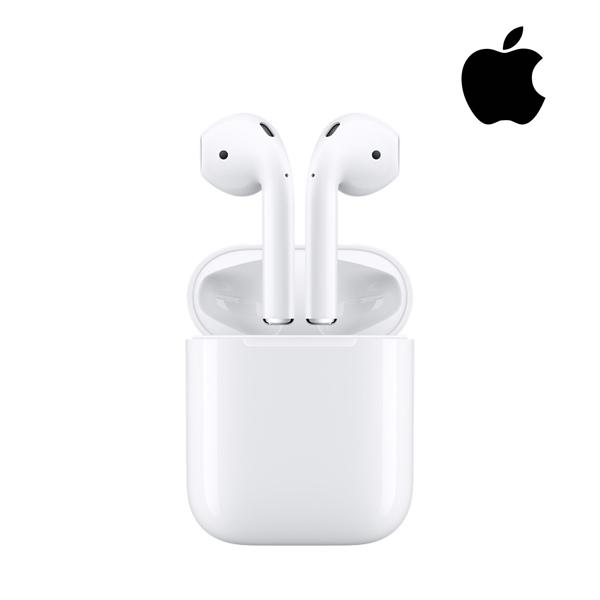 [Apple]애플 정품 블루투스 무선 이어폰 에어팟 AirPods MMEF2KH/A
