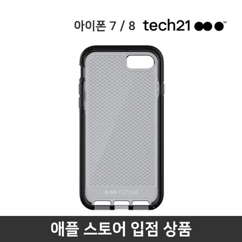 [Tech21] 테크21 아이폰7/8 EVO CHECK 케이스