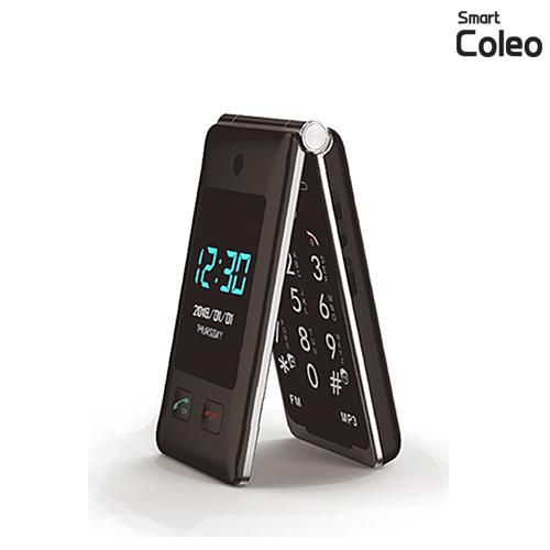 [스마트콜레오] 최신 자급제 휴대폰 단말기/공기계/효도폰/학생폰/공부의신/세컨폰/2018히트상품/SC-M1000/라디오청춘