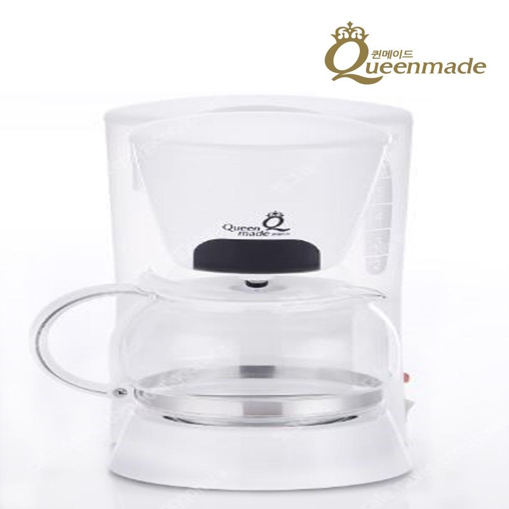[퀸메이드] 모닝 커피메이커 QM-7300CM