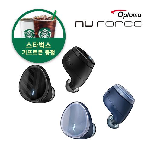 [옵토마 누포스]★스타벅스 기프티콘 증정 Optoma Nu force BE FREE5 그래핀 블루투스 이어폰