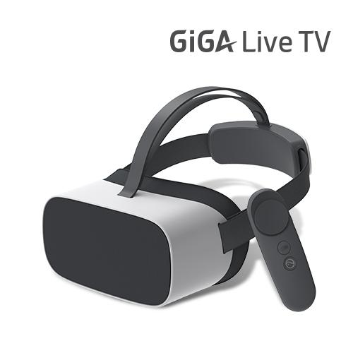 [GiGA Live TV] 일체형 VR 단말+무비팩 증정