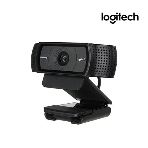 [LOGITECH] 로지텍 HD 웹캠 C920