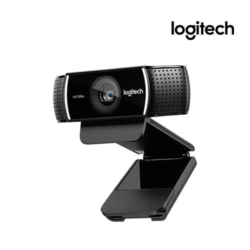 [LOGITECH] 로지텍 Full HD 웹캠 C922