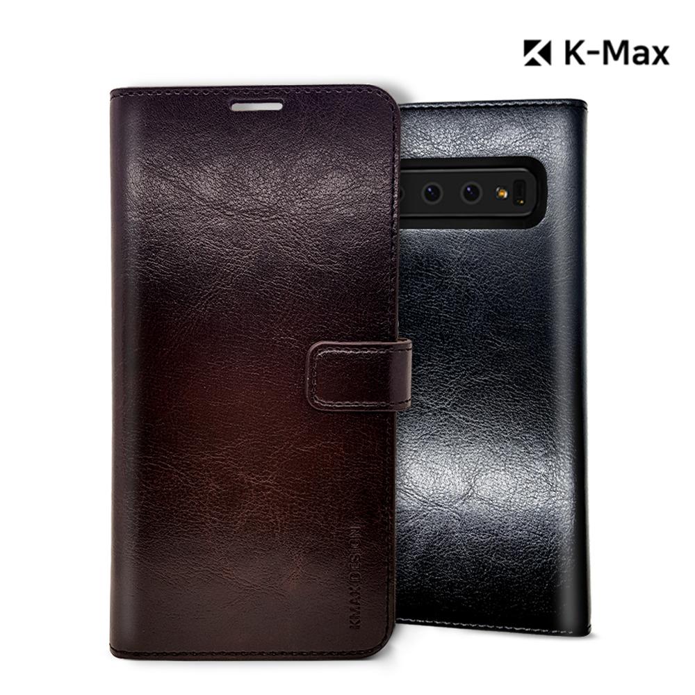 [K-MAX] 갤럭시 S10 플러스 댄디 다이어리 지갑 케이스
