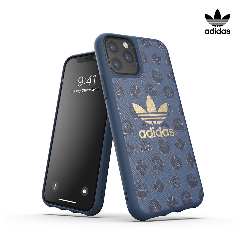 [ADIDAS] 아디다스 아이폰11 프로 오리지널 클래식 로고 밴딩 범퍼 케이스