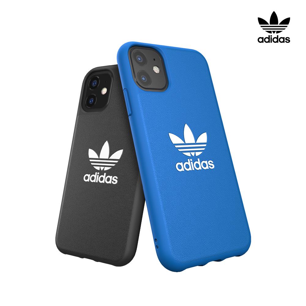 [ADIDAS] 아디다스 아이폰11 오리지널 클래식 로고 범퍼 케이스
