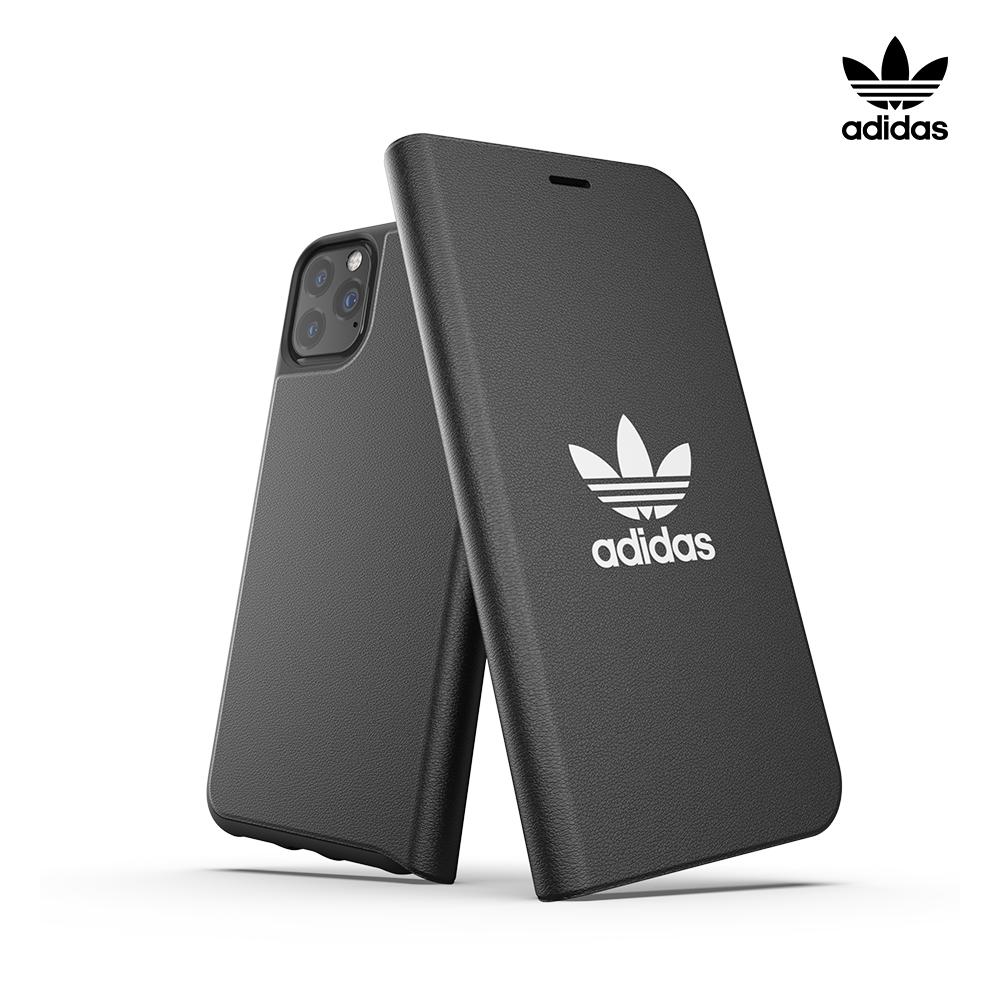 [ADIDAS] 아디다스 아이폰11 프로 Max 오리지널 클래식 로고 부클릿 케이스