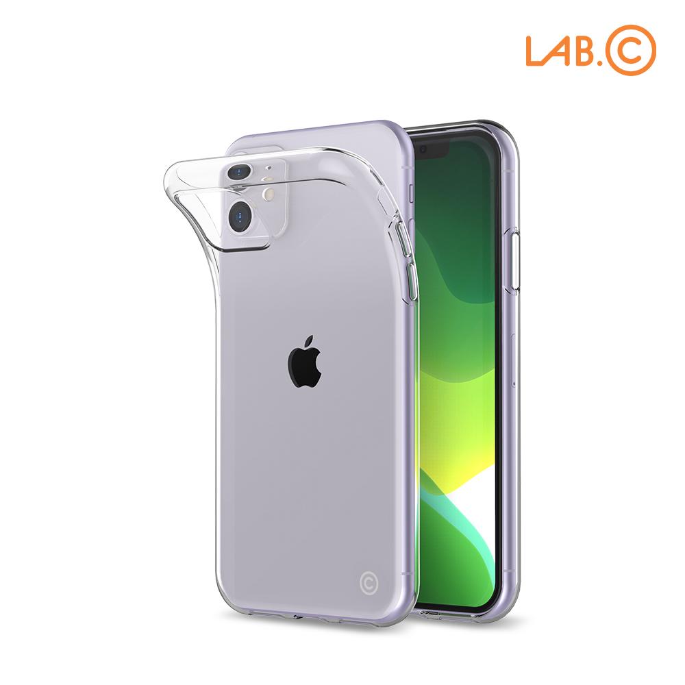[LAB.C] 랩씨 아이폰11 슬림 소프트 투명 젤리 케이스