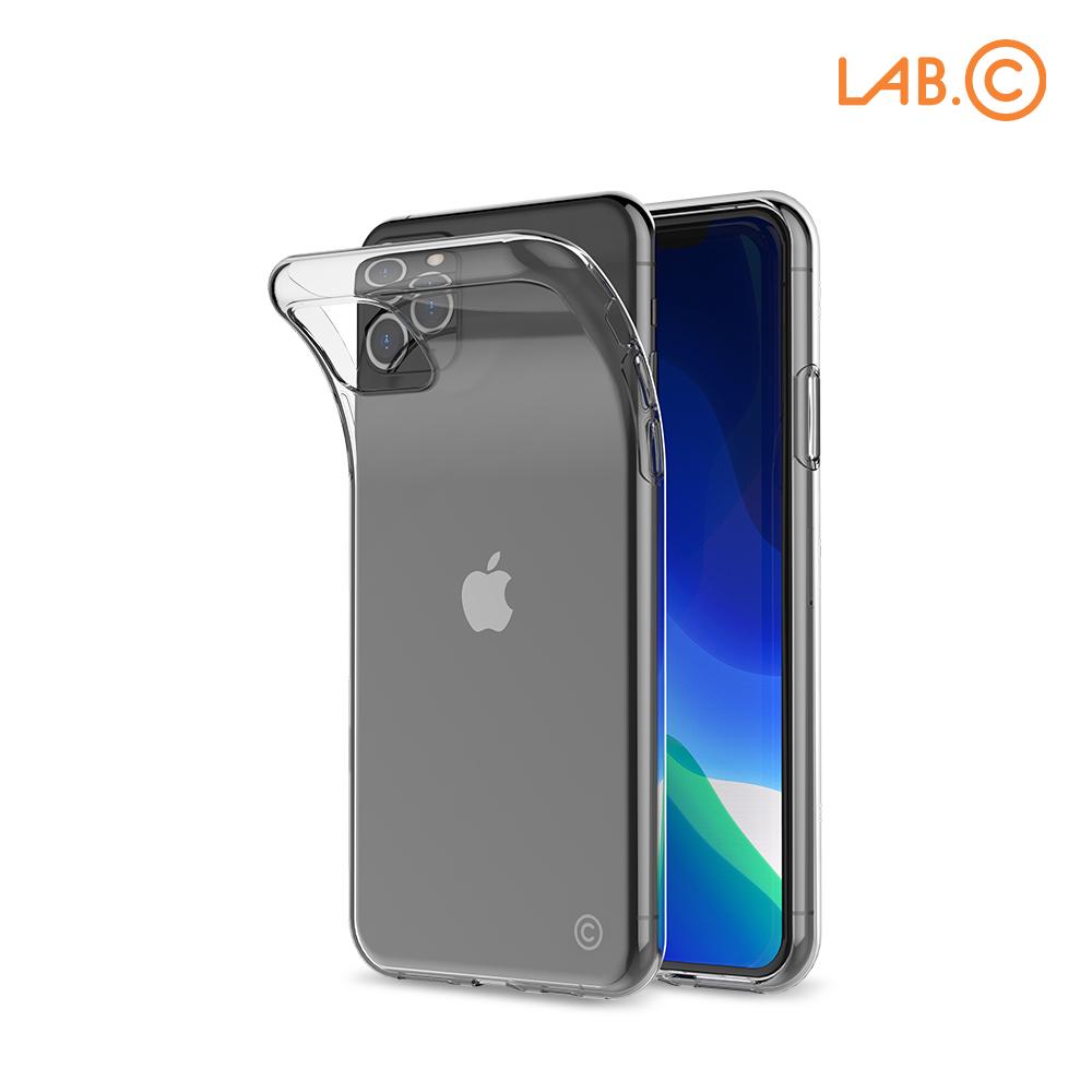 [LAB.C] 랩씨 아이폰11 프로 Max 슬림 소프트 투명 젤리 케이스