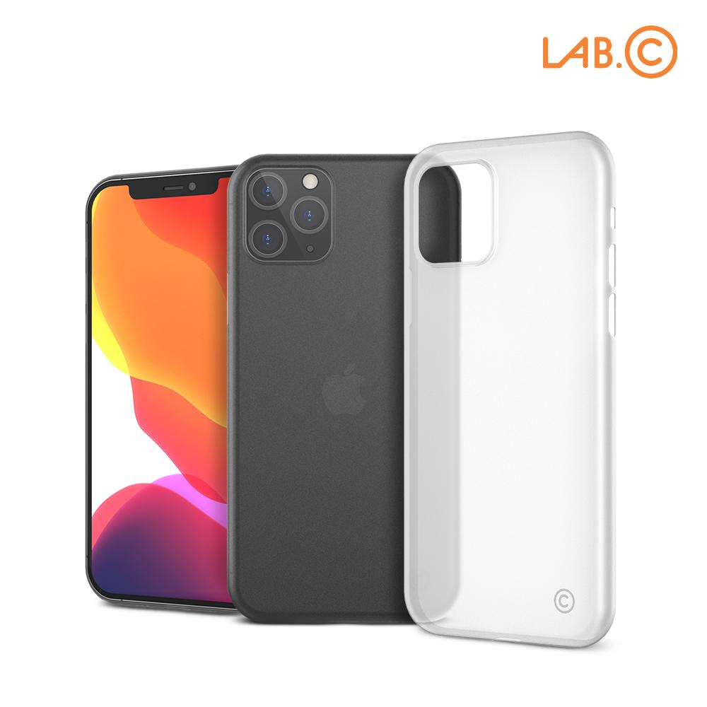 [LAB.C] 랩씨 아이폰11 프로 0.4 슬림 반투명 범퍼 케이스