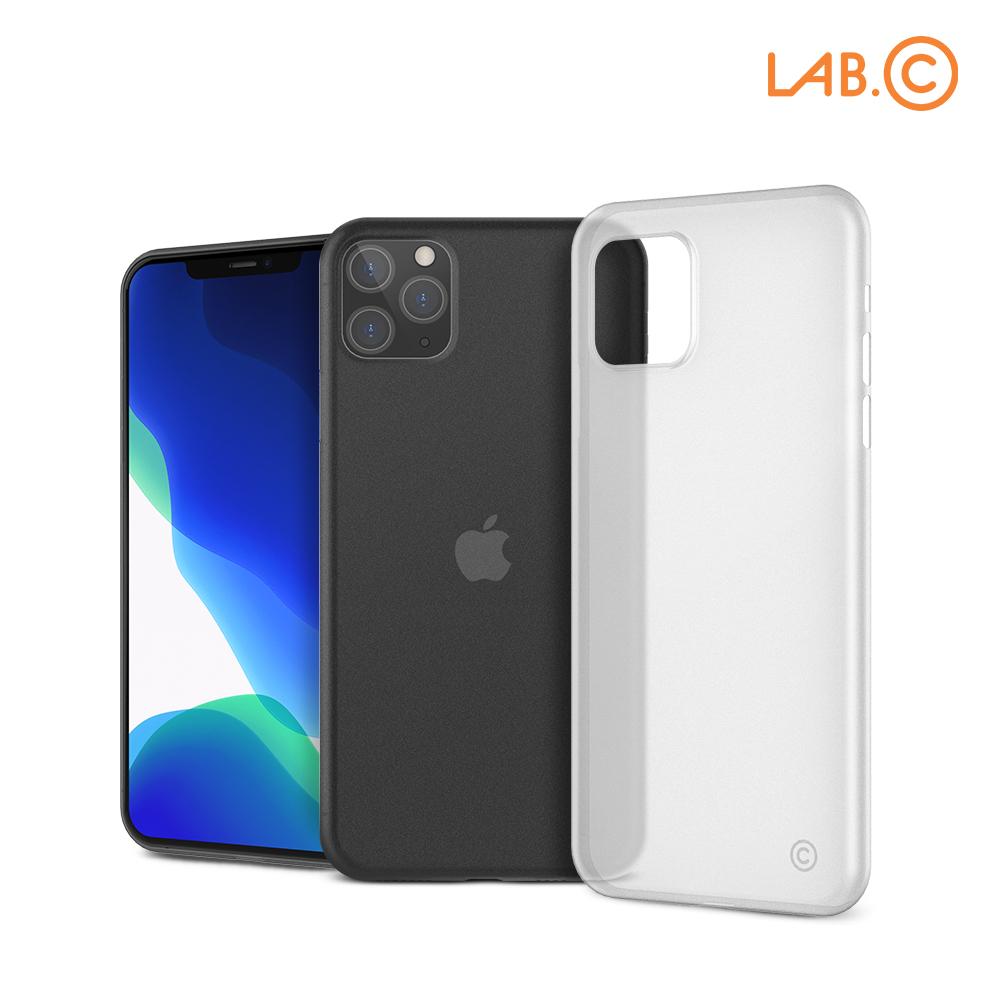 [LAB.C] 랩씨 아이폰11 프로 Max 0.4 슬림 반투명 범퍼 케이스