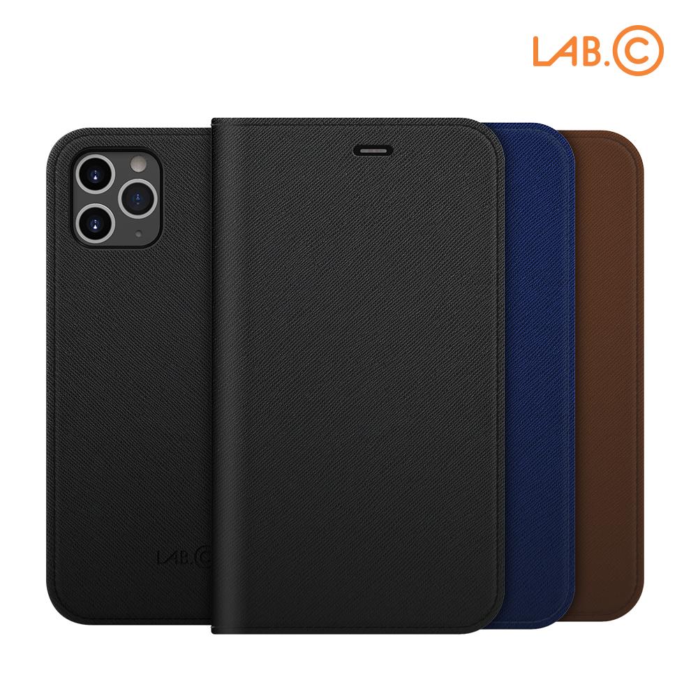 [LAB.C] 랩씨 아이폰11 프로 스마트월렛 2 in 1 가죽 다이어리 하드 범퍼 분리형 케이스