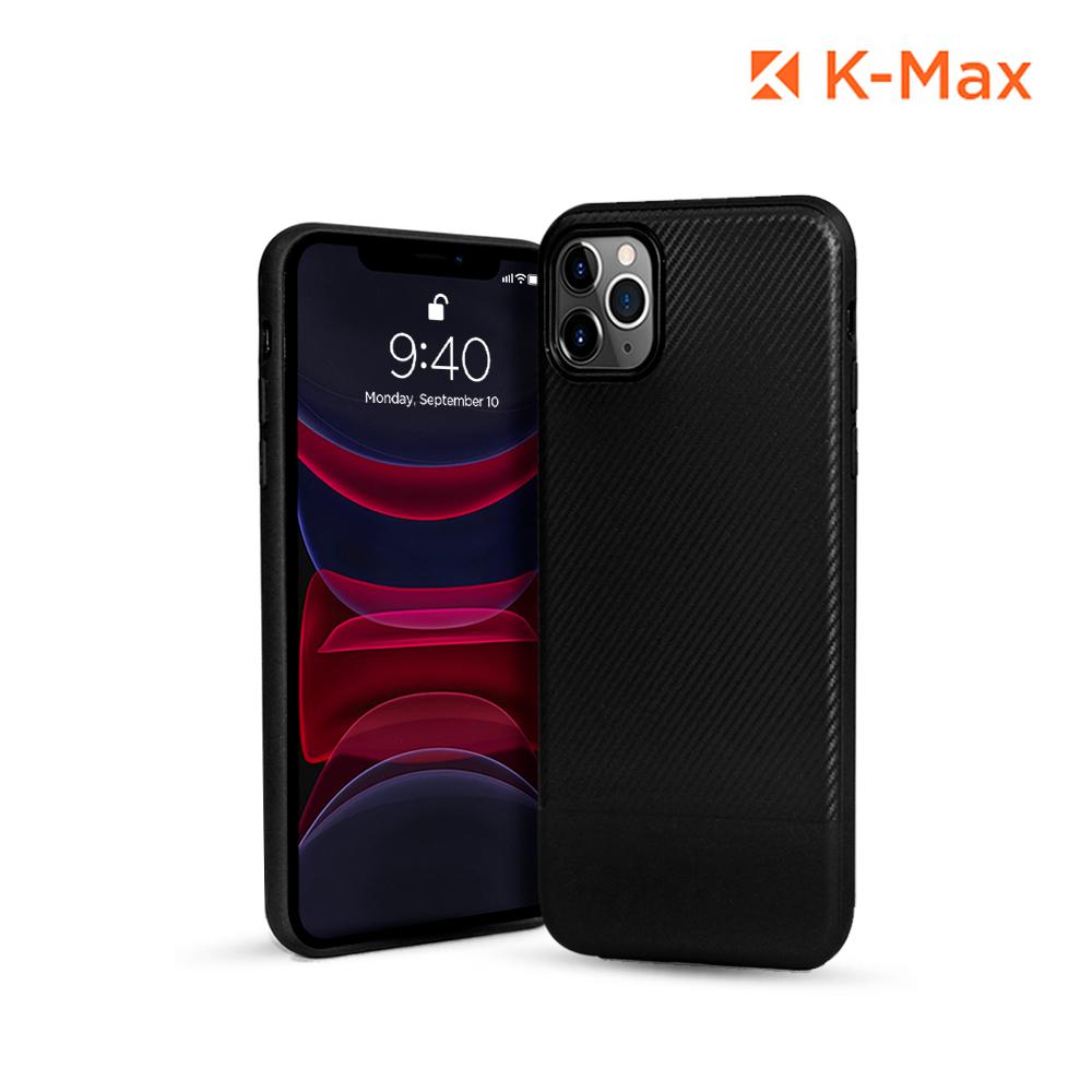 [K-MAX] 아이폰11 프로 Max 라인 핏 범퍼 케이스
