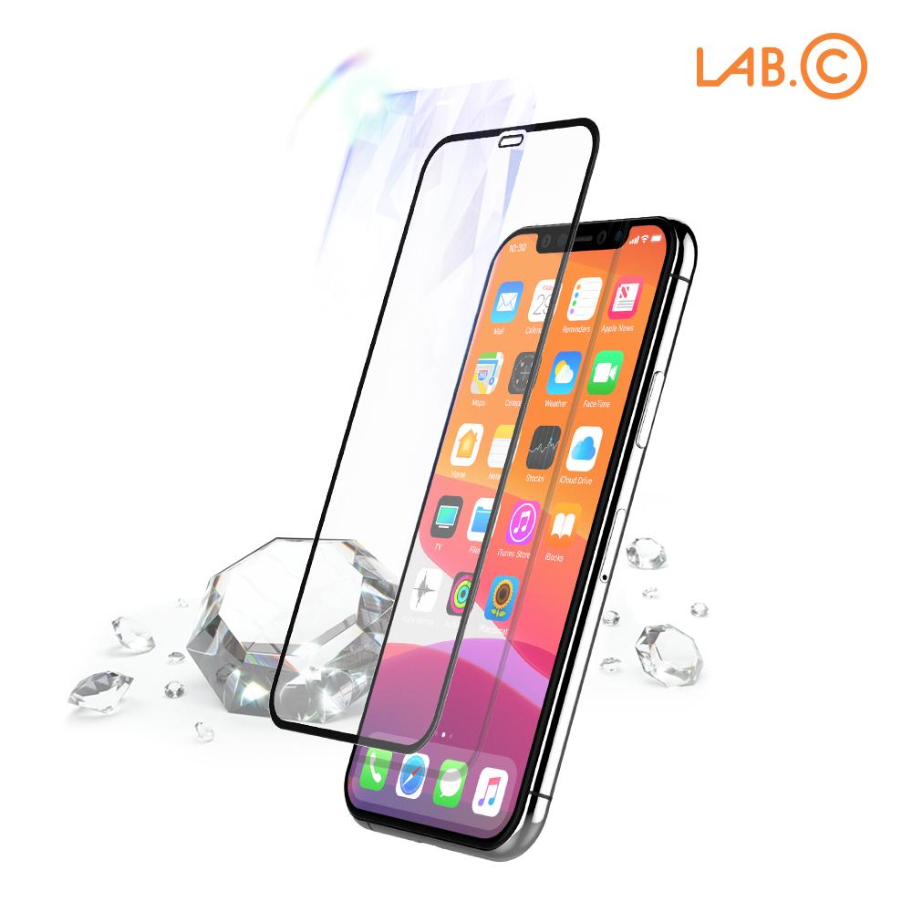 [LAB.C] 랩씨 아이폰11 프로 풀 커버 강화유리 액정보호필름