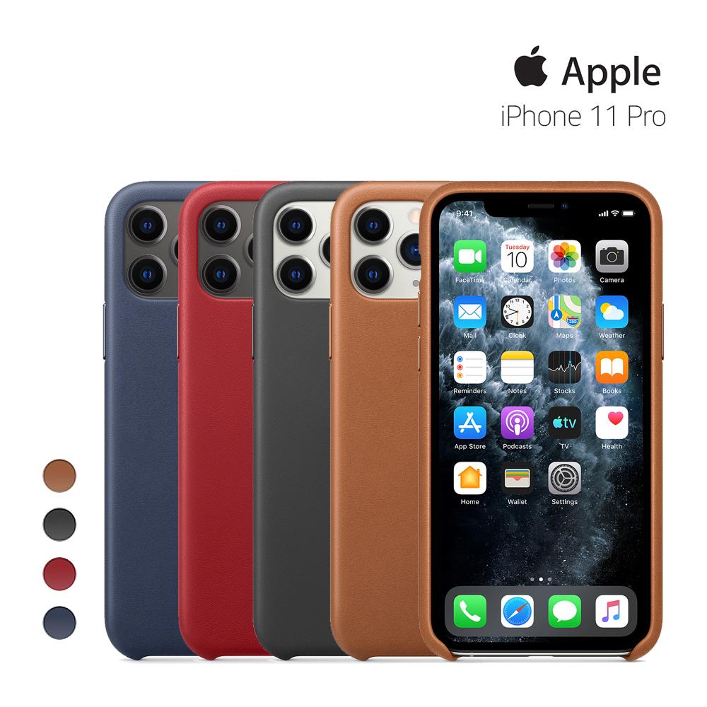 [Apple] 애플 아이폰11프로 가죽 케이스