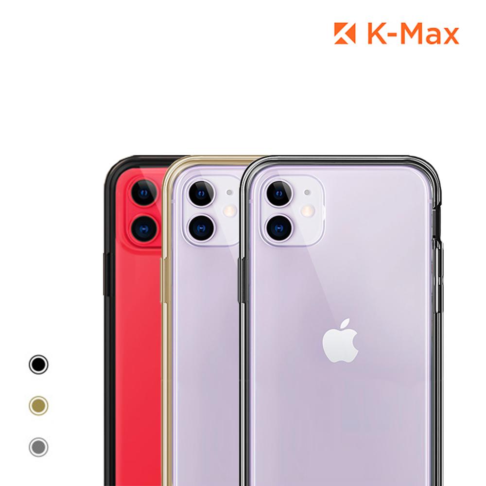 [K-MAX] 아이폰11 클리어 투명 범퍼 케이스