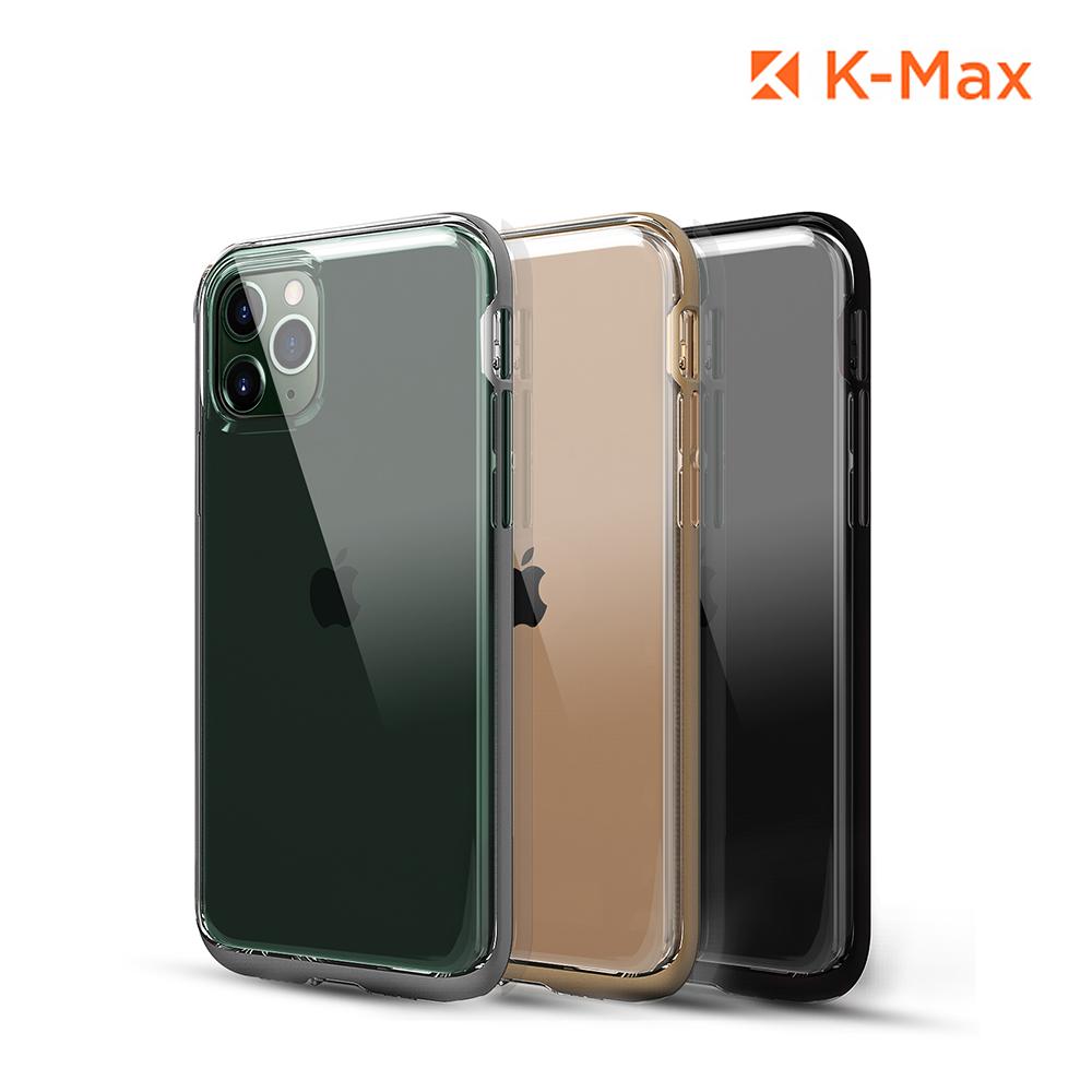 [K-MAX] 아이폰11 프로 Max 클리어 투명 범퍼 케이스