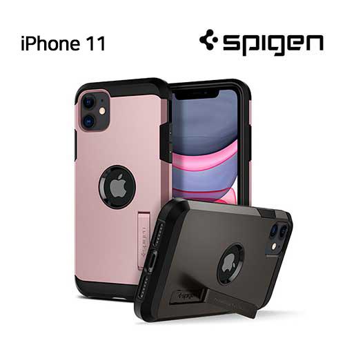 [슈피겐코리아] 아이폰11 터프아머 케이스
