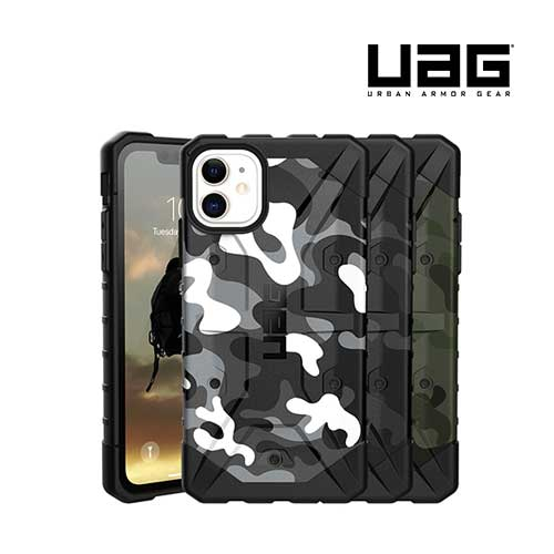 [UAG] 아이폰11 카모 케이스