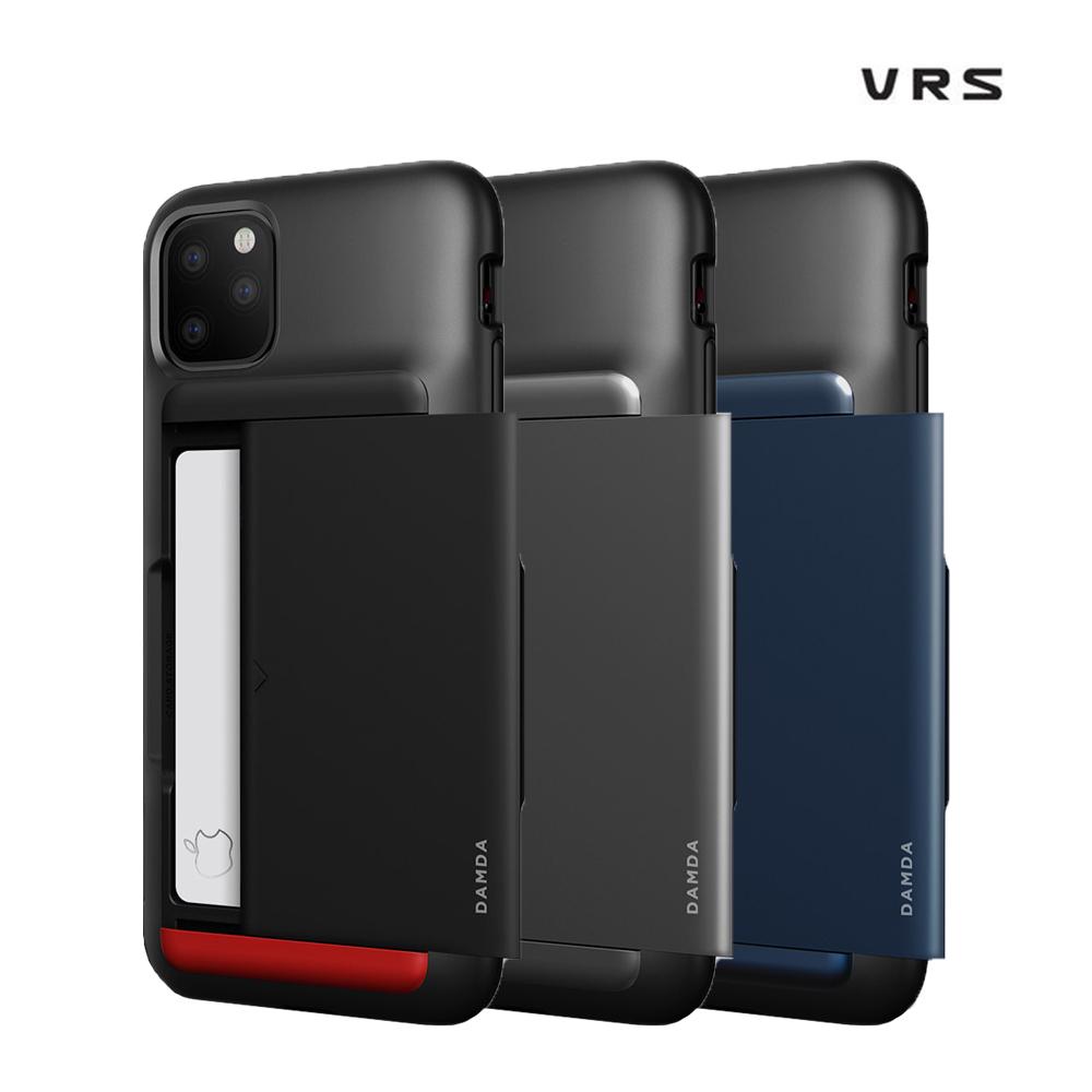 [베루스] 아이폰11 프로 Max 담다 글라이드 쉴드 카드수납 케이스