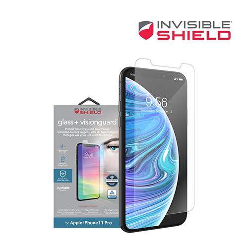 [Invisible Shield] 인비져블쉴드 아이폰11프로 강화유리 보호필름(X/XS호환)