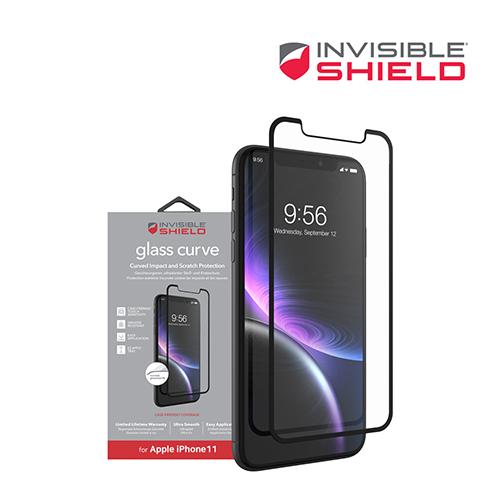 [Invisible shield] 인비져블쉴드 아이폰11 강화유리 보호필름(XR호환)