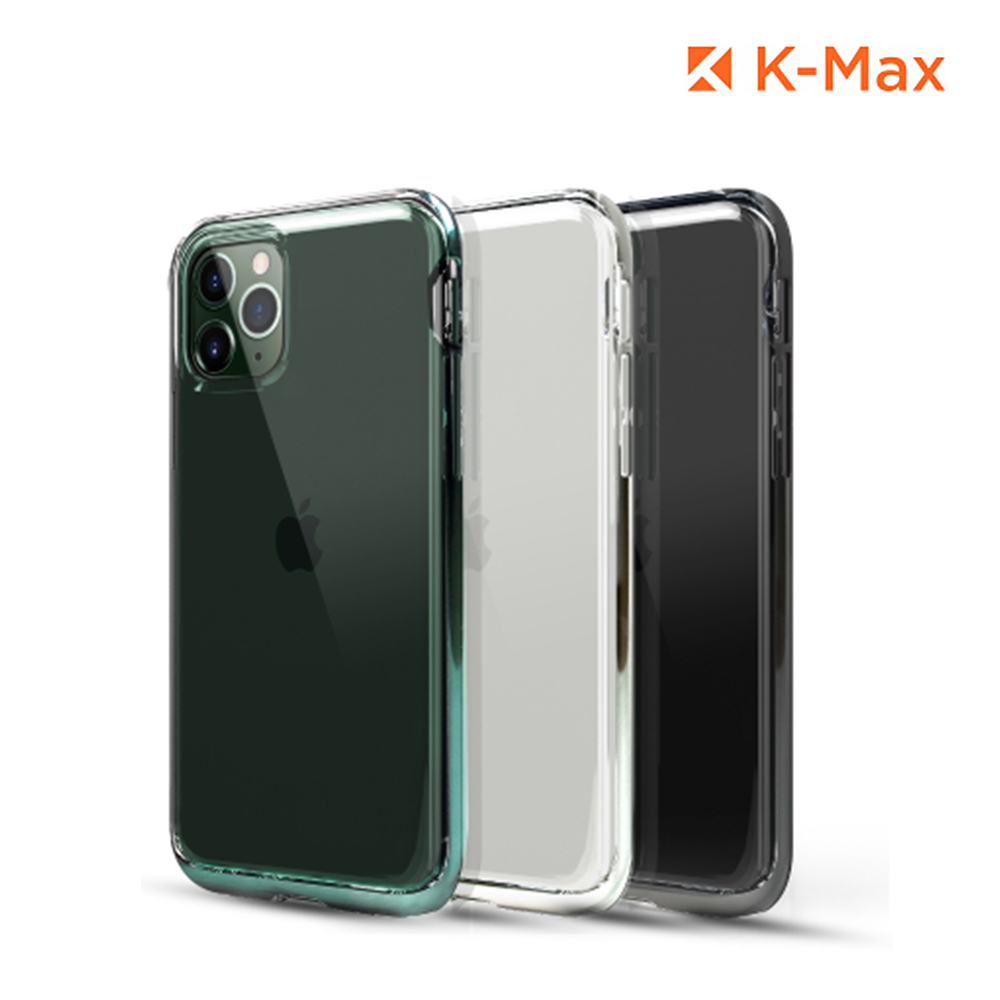 [K-MAX] 케이맥스 아이폰11 프로 뉴 클리어 범퍼 하드 케이스