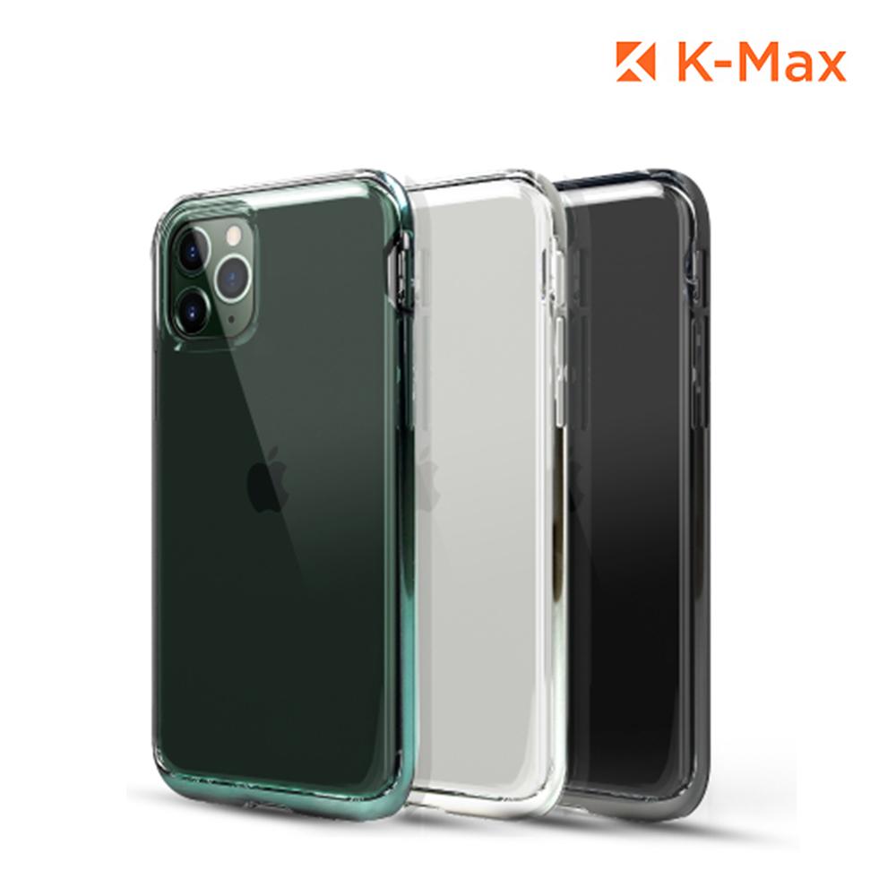 [K-MAX] 케이맥스 아이폰11 프로 Max 뉴 클리어 범퍼 하드 케이스