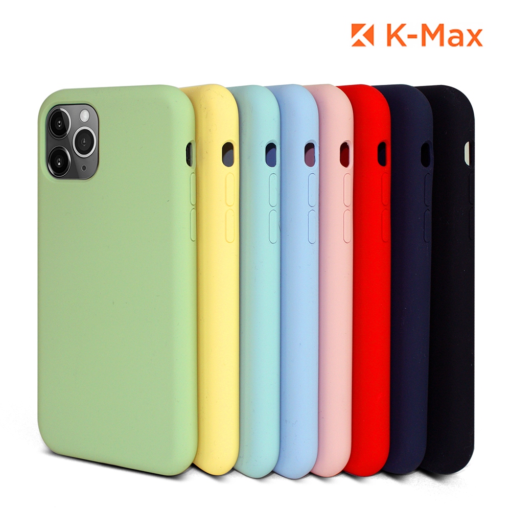 [K-MAX] 케이맥스 아이폰11 프로 라이트 핏 실리콘 케이스