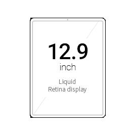 "12.9""inch - 디스플레이"
