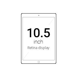 10.5inch - 디스플레이