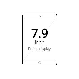 7.9inch - 디스플레이